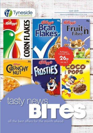 Tasty Bites July 2019
