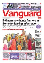 28062019 - B-Haram now hunts farmers in Borno for leaking information