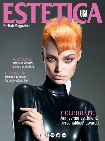 ESTETICA Magazine USA (3/2019)