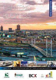Gauteng Business 2019-20 edition