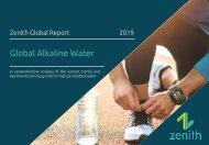 Alkaline Water Report 2019