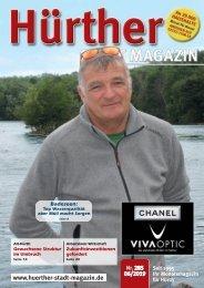 Hürther Stadt Magazin Juli 2019