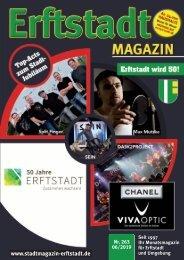 Erftstadt Magazin Juli 2019