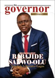 The Governor Magazine