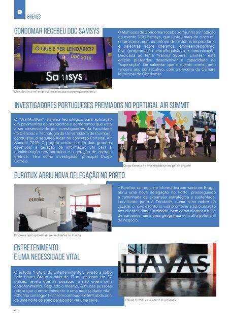 PME Magazine - Edição 13 - Julho 2019