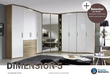 Premier Bedrooms - Dimension 5 Brochure pdf