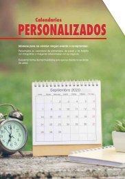 Calendarios Personalizados 2020 - Relcamos Ramos