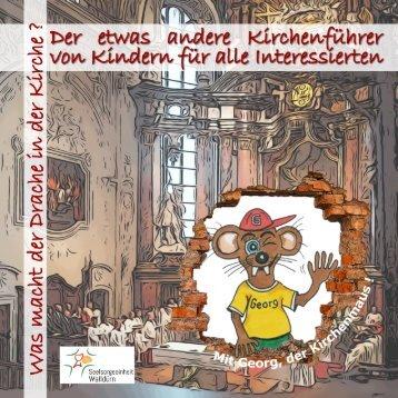 KinderKirchenFührer Basilika Walldürn