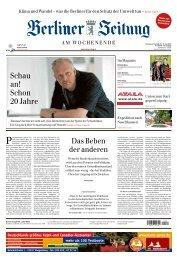 Berliner Zeitung 29.06.2019