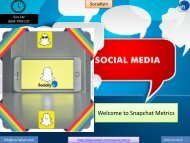 5 snapchat metrics to improve your marketing in 2019