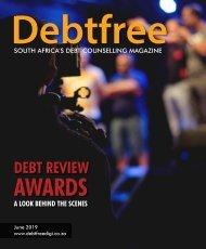 Debtfree Magazine June 2019