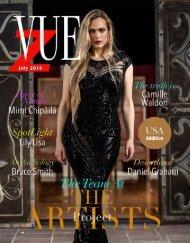 Vue Z Magazine July 2019 USA Edition