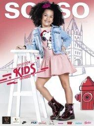 Sokso - Kids Invierno 19