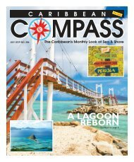 Caribbean Compass Yachting Magazine - July 2019