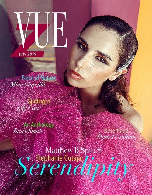 VueZ™ Magazine July 2019 EU-UK  Edition