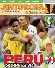 Antorcha Deportiva 375