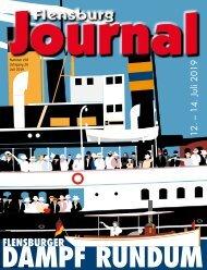 Flensburg Journal 202 - Juli 2019