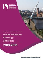 Good Relations Strategy and Plan 2018-2021