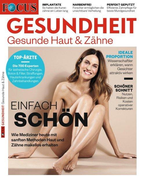 FOCUS-GESUNDHEIT 05/2019 Vorschau