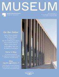 MUSEUM III 2019 - Programmheft der Staatlichen Museen zu Berlin