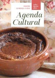 Agenda Cultural de Proença-a-Nova - Julho 2019