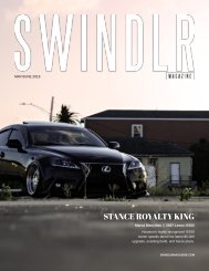 Swindlr Magazine - May/June 2019