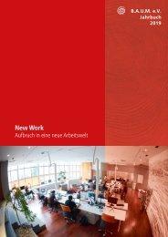 B.A.U.M.-Jahrbuch 2019: New Work. Aufbruch in eine neue Arbeitswelt