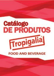 Catalogo Food & Beverage