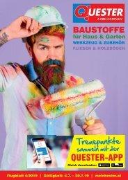Quester Flugblatt Juli 2019 - Baustoffe und Keramik