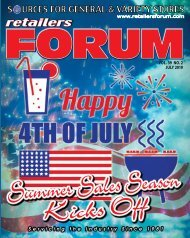 Retailers Forum Magazine July 2019