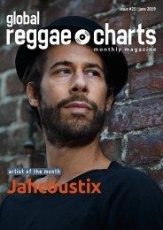 Global Reggae Charts - Issue #25 / June 2019