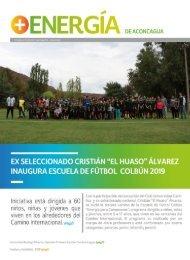 + Energía Aconcagua – n°7, junio 2019