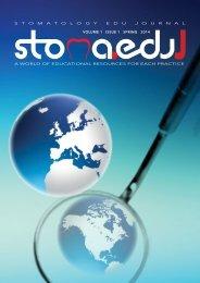 Stomatology Edu Journal no.1/2014