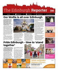 The Edinburgh Reporter July 2019