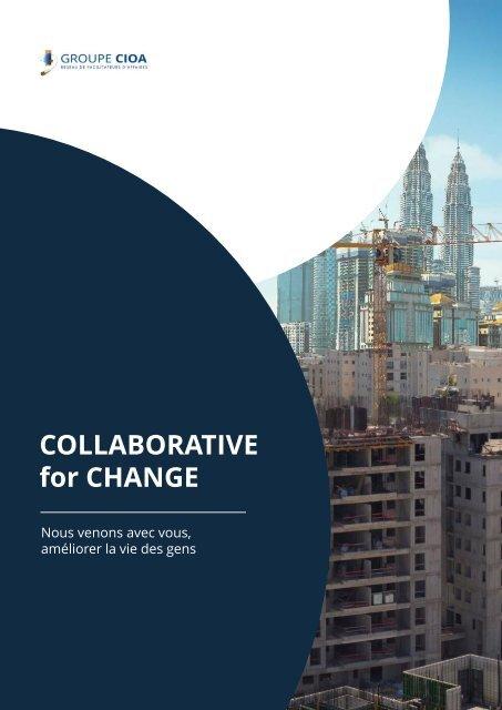 COLLABORATIVE for CHANGE - Programme de développement des territoires