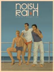 Noisy Rain Magazine Issue LII