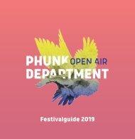 Phunk Department Open Air Festivalguide 2019