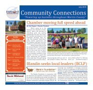 Chamber Newsletter - July 2019