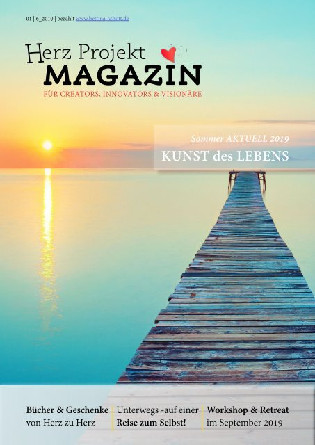 Herz Projekt Magazin 01_06/2019