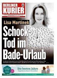 Berliner Kurier 01.07.2019