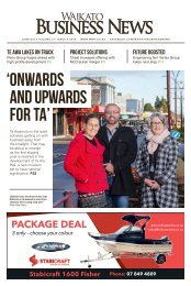 Waikato Business News June/July 2019