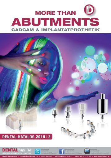 Dental-Katalog 2019-2