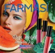Farmasi katalógus 2019. július/ Farmasi-Belepes.hu