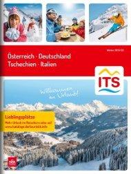 Preistabellen ITS Österreich - Deutschland - Tschechien - Italien