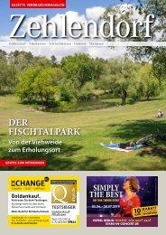 Gazette Zehlendorf Juli 2019