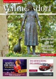 Gazette Wilmersdorf Juli 2019