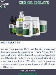 CBD Oil Store
