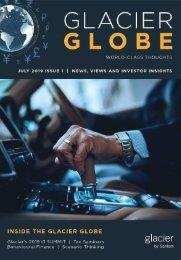 Glacier Globe Issue 1 - July 2019