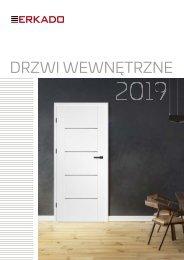 ERKADO katalog drzwi 2019