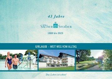 Hotel Sacher Stoiber Bad Füssing - Hausprospekt